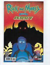 RICK & MORTY PRESENTS JERRY # 1 Cover A NM ONI PRESS
