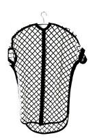 COUNTRY ROAD Over Shirt or Dress Women's Black & White Check  Size 8