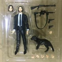 New Medicom Toy Mafex 085 John Wick Chapter 2 Action Figure 16cm New In Box