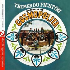 Tremendo Fieston - Conjunto Cosmopolita (2013, CD NIEUW) CD-R