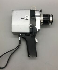 Yashica Super-8 30 Thru the Lens CdS-EE Movie Camera Vintage - As Is D22