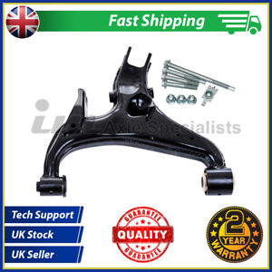 Fits Land Rover Discovery 4 Rear Left Lower Suspension Arm + Fitting Kit
