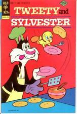 TWEETY & SYLVESTER (1963-1984 GK/WHIT) 40 VF+ COMICS BOOK