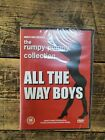Rumpy Pumpy Collection: All the Way Boys! DVD New Sealed