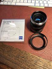 Objectif  Carl Zeiss Planar 2,0 / 50mm pour Leica M livraison gratuite
