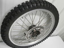 1986 Suzuki RM125 RM250 RM 125 250 Front Wheel Assembly 86 87 88