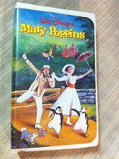 WALT DISNEY'S MARY POPPINS, VHS CLAMSHELL