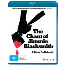 Chant of Jimmie Blacksmith Blu-Ray (Region ABC) New/Sealed