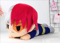 My Hero Academia Boku no hero Todoroki Shouto Plush Doll Anime Toy Gifts US Ship
