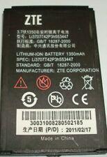 OEM NEW ZTE LI3709T42P3H553447 1350mAh Battery For ZTE Essenze Agent C70,C78