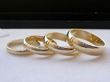 Unbranded No Stone 14k Yellow Gold Engagement & Wedding Jewelry