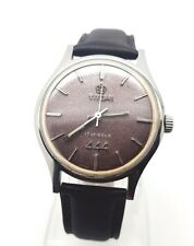 Vintage TITONI 444 MANUAL WIND 17 Jewel Gents Watch, USED.