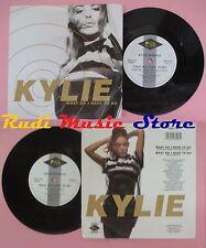 LP 45 7'' KYLIE MINOGUE What do i have to do 1991 england PLW 72 no cd mc dvd