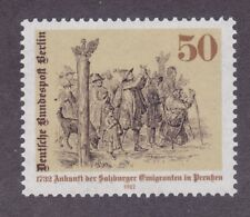 Germany Berlin 9N473 MNH 1982 Salzburg Emigration to Prussia Anniversary Issue