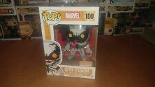 Funko Pop Marvel #100 Anti-Venom Box Lunch Glow in the Dark Exclusive NIB