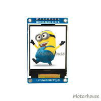 1.8 inch 3.3V 5V Color 128x160 SPI TFT LCD Display Module ST7735 for Arduino