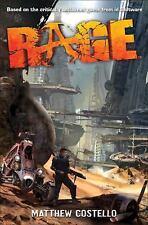 Rage by Matthew Costello (2011, Paperback)