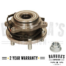 Land Rover Discovery Mk2 2.5 TD5 4.0 V8 Front Axle Wheel Bearing Hut Kit W/ ABS