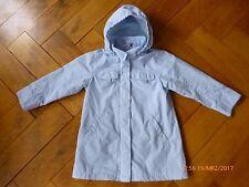 H&M hellblaue Mädchenjacke Jacke Kurzmantel Gr. 104