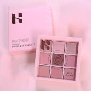 HOLIKA HOLIKA My Fave Mood Eye Palette 03 Pinkology 8g 2021June K-Beauty Popular