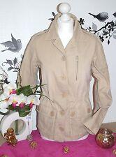 """Vêtement occasion femme ... Manteau / Trench Coat """" Sud Express """"  ... T : 38"""