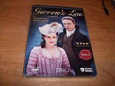 Garrows Law: Series 2 (DVD, 2011, 2-Disc Set) Drama NEW