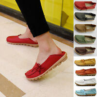Casual Womens Fashion Chic Strappy Low Ballet Flats Oxford Moccasin Shoes Loafer