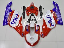 Fit for Ducati 749/999 2005 2006 Red Blue White ABS Injection Mold Fairing Kit