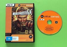 Mercenaries 2 World In Flames for PC 1995