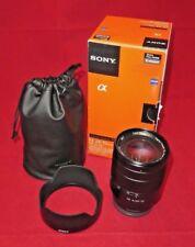 Sony Zeiss Vario-Tessar T 24-70mm F/4 OSS FE ZA Lens
