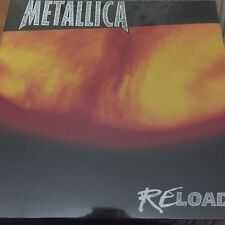 Metallica - Reload- 180g 2 X Vinyl LP - New + Sealed