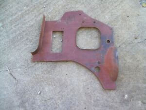 NOS MoPar 1973 - 1977 Dodge Plymouth B-Van right lower cowl HINGE PILLAR 3731386
