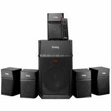 Home Theater Surround Sound 5.1 Speaker System TV Digital Optical Bluetooth
