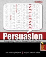 Persuasion by Ann Bainbridge Frymier