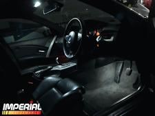 BMW 5 SERIES E60 Saloon-SMD/LED interior lighting kit-xenon white 520 530 535 M5