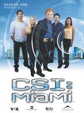 CSI Miami - Season 1.2 / 3-DVDs / DVD