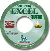 Learn Microsoft EXCEL 2007 - Tutorial on CD ROM