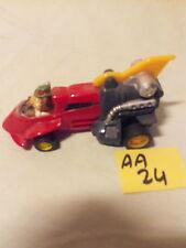 Top Ten Teddy im Rennwagen      (AA24)