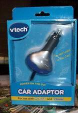 New! VTech Car Adaptor *Factory Sealed*  V.Reader, Mobigo, AND OTHERS