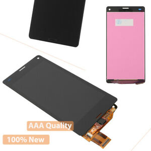 For Sony Xperia Z3 Mini Compact D5803 D5833 LCD Screen Display Touch Digitizer a