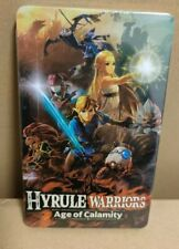 Hyrule Warriors: Age of Calamity - Steelbook - Custom - new - NO GAME - Switch