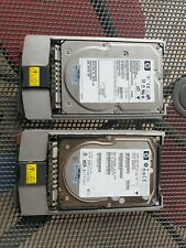 2 x HP ProLiant SCSI 300gb HD u320 10k Wide SCSI