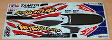 Tamiya 43521 Nitro Blaster/NDF-01, 9804232/19804232 Decals/Stickers, NIP