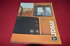 John Deere 862 Scraper Pan Dealer's Brochure GDSD7