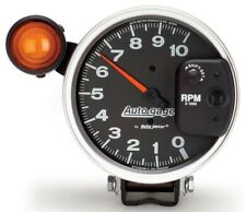 Auto Meter 5in Auto Gage Monster Tach Withshift Light Pn 233904