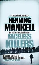 Faceless Killers, Henning Mankell, 0307742857, Book, Acceptable