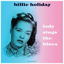 Billie Holiday Lady Sings The Blues 180gsm Blue Vinyl LP