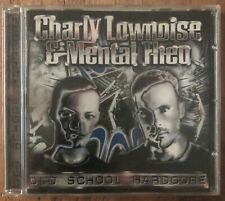 CHARLY LOWNOISE & MENTAL THEO - OLD SCHOOL HARDCORE - CD