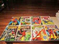 Daredevil Silver Age High Grade Run 48, 49, 51, 52, 54-57 (eight books)