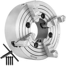 """Mandrin de Tour à 4 Mors 250 mm (9,84 """") Lathe Chuck 1600tr/min Haute Précision"""